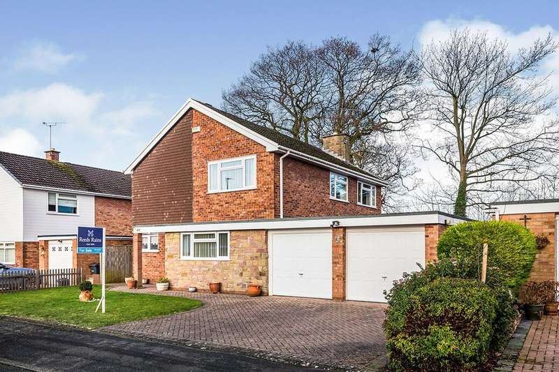 4 Bedrooms Detached House for sale in Cranford Court, Chester, CH4