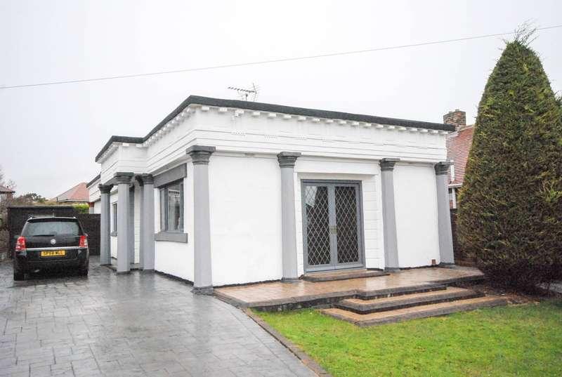4 Bedrooms Detached House for sale in Duchess Crescent West, Jarrow