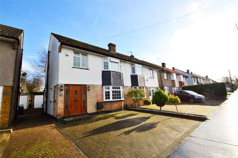 3 Bedrooms Semi Detached House for sale in Violet Lane, Croydon