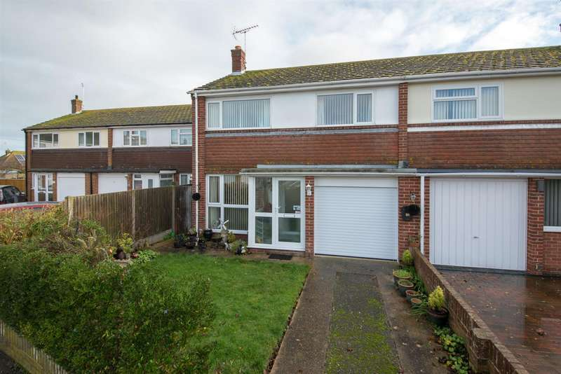 3 Bedrooms Semi Detached House for sale in Oak Tree Grove, MARGATE