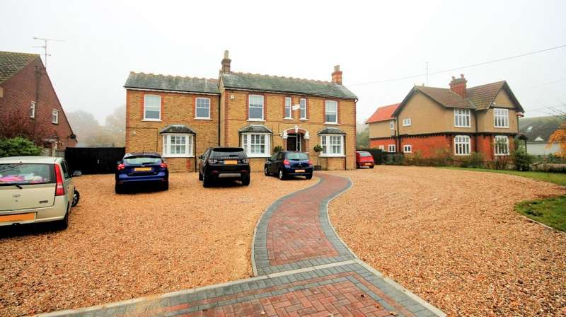 6 Bedrooms Detached House for sale in London Road, Braintree, Essex, CM77 8PT