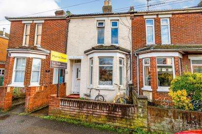 2 Bedrooms Terraced House for sale in Shirley, Southampton, Hampshire