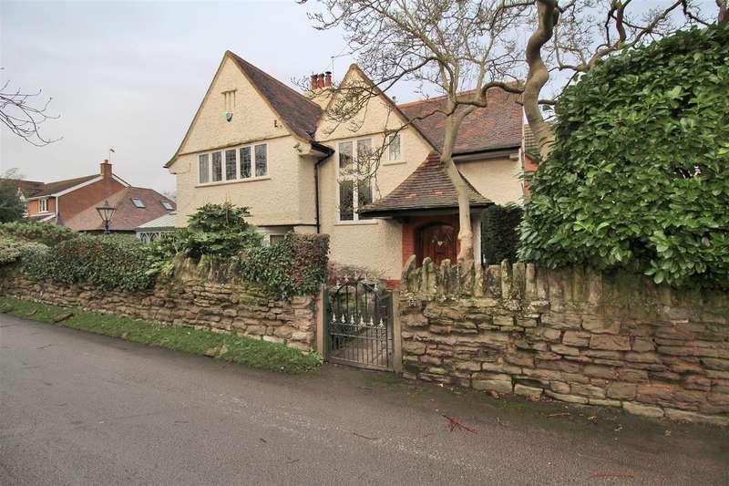 5 Bedrooms Detached House for sale in Elm Avenue, Attenborough, Nottingham