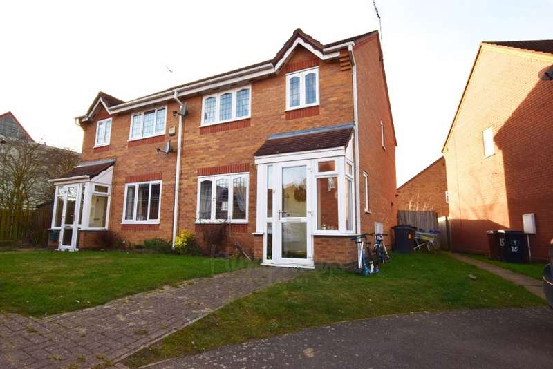 3 Bedrooms House for rent in Kentford Close, East Hunsbury, Northampton