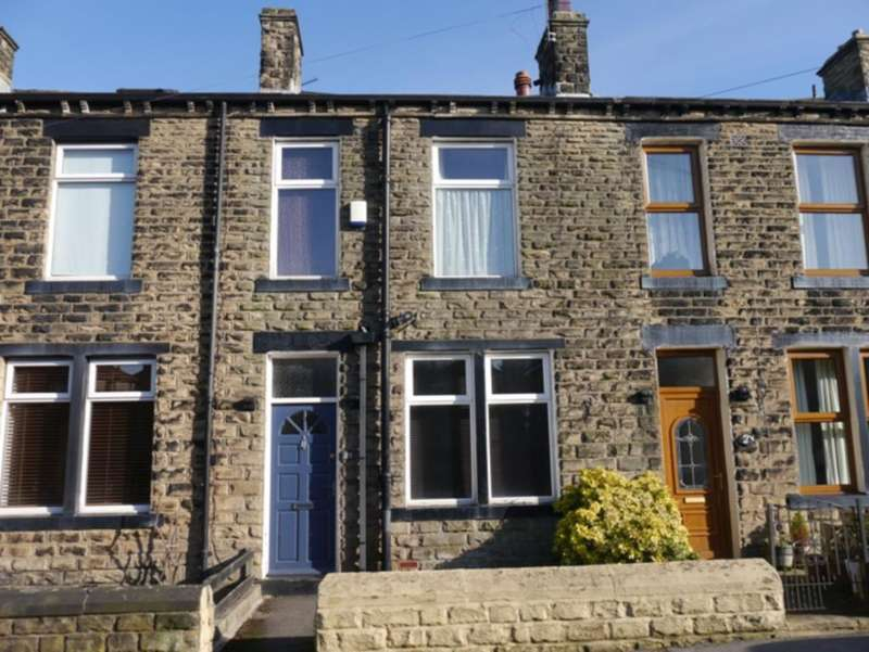 2 Bedrooms Terraced House for rent in The Lanes, Pudsey, LS28 7AQ