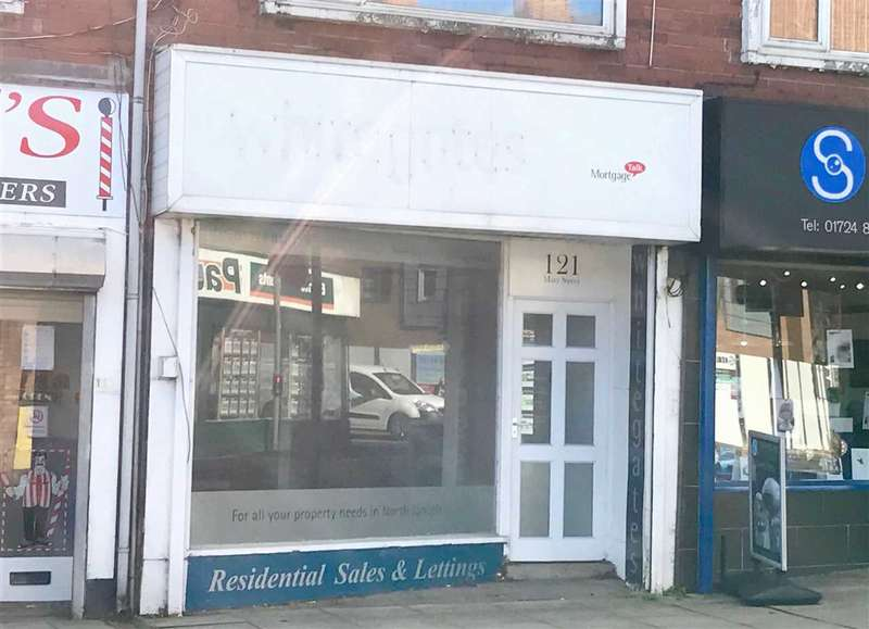 Commercial Property for rent in Mary Street, Scunthorpe