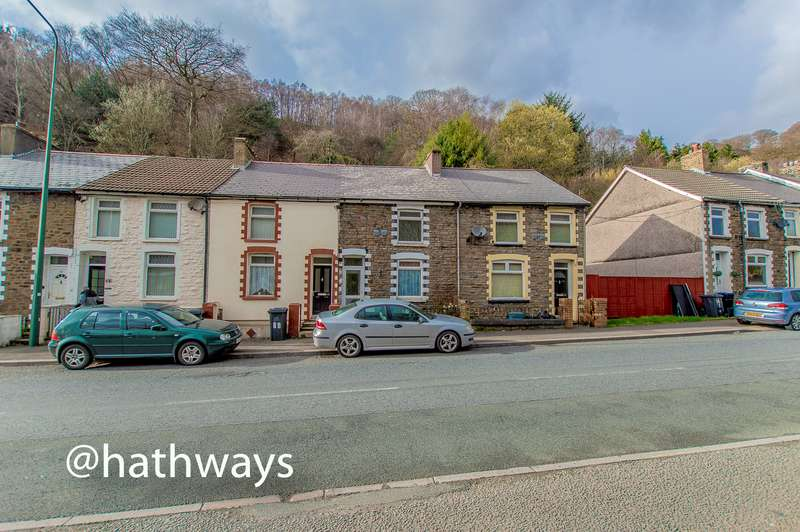 2 Bedrooms Property for sale in Aberbeeg Road, Abertillery