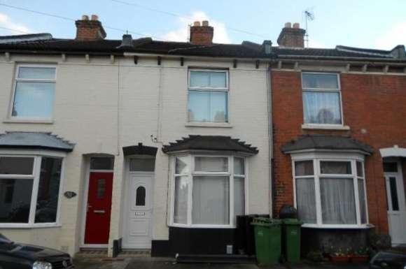 2 Bedrooms Terraced House for sale in Reginald Road, Southsea