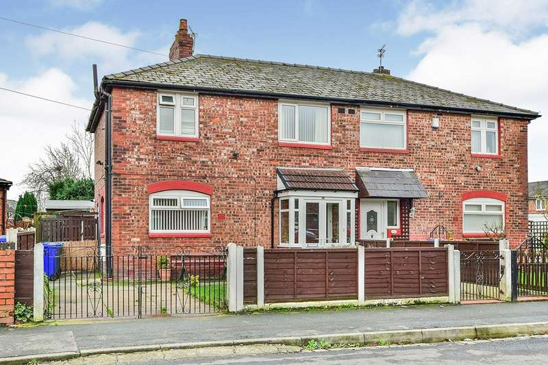 3 Bedrooms Semi Detached House for sale in Thornleigh Road, Manchester Fallowfield, Greater Manchester, M14