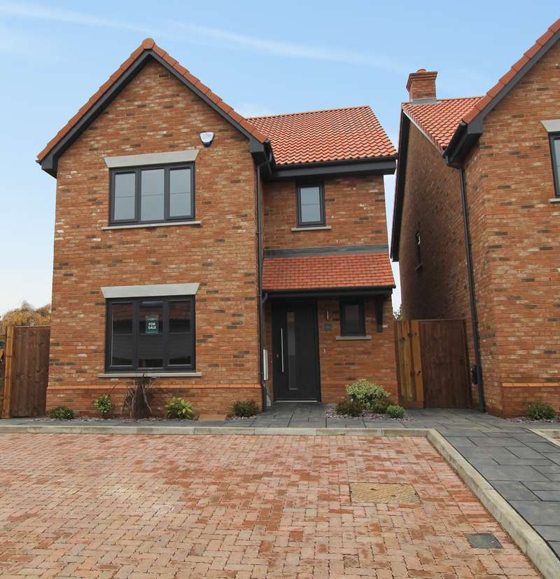 4 Bedrooms Detached House for sale in 40b Bearton Road, Hitchin, SG5