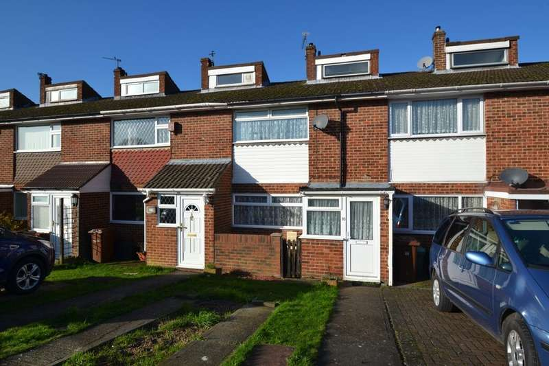 3 Bedrooms Terraced House for sale in Harptree Drive, Walderslade, Chatham, ME5