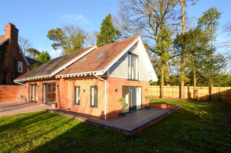 3 Bedrooms Detached House for sale in St Catherines Road, Blackwell, Bromsgrove, B60