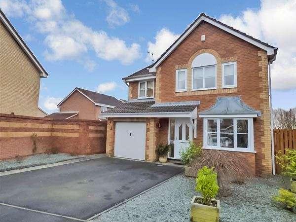 4 Bedrooms Property for sale in Ennis Close, West Sleekburn, Choppington, Northumberland, NE62 5XH