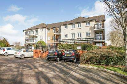 1 Bedroom Retirement Property for sale in Yeovil, Somerset