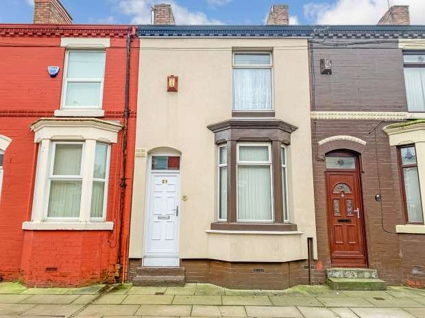 2 Bedrooms Terraced House for sale in Willmer Road, Liverpool, L4