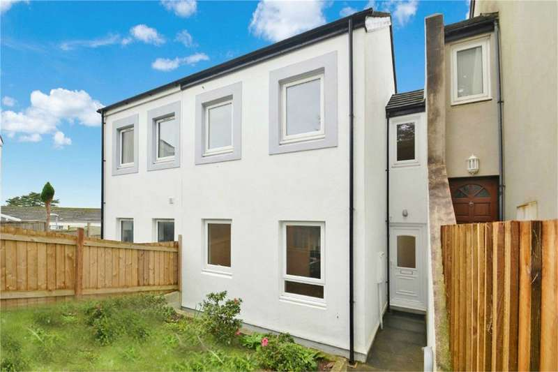 2 Bedrooms Terraced House for sale in FALMOUTH, Cornwall