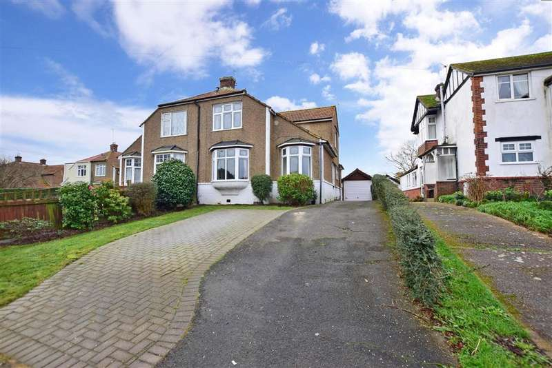 4 Bedrooms Semi Detached House for sale in Palmarsh Avenue, , Hythe, Kent