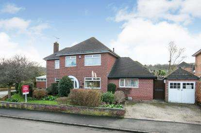 4 Bedrooms Detached House for sale in Ennisdale Drive, Wirral, Merseyside, CH48
