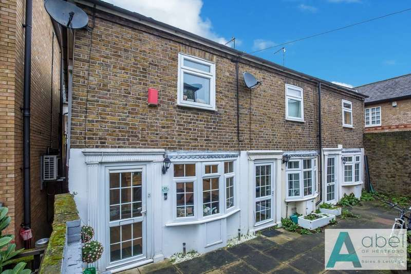 2 Bedrooms End Of Terrace House for sale in Fore Street, Hertford