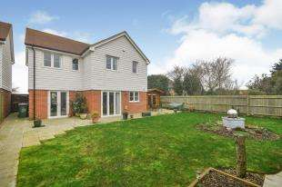 4 Bedrooms Detached House for sale in Church Lane, New Romney, Kent