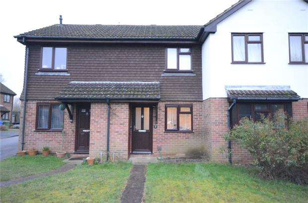 1 Bedroom Terraced House for sale in Beaumont Grove, Aldershot, Hampshire