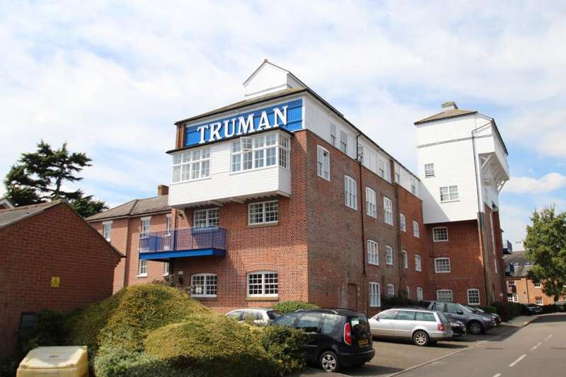 3 Bedrooms Apartment Flat for sale in The Truman Buildings, Maltings Park, West Bergholt