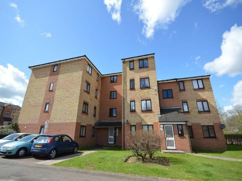 1 Bedroom Apartment Flat for sale in Prestatyn Close, Stevenage, Hertfordshire, SG1
