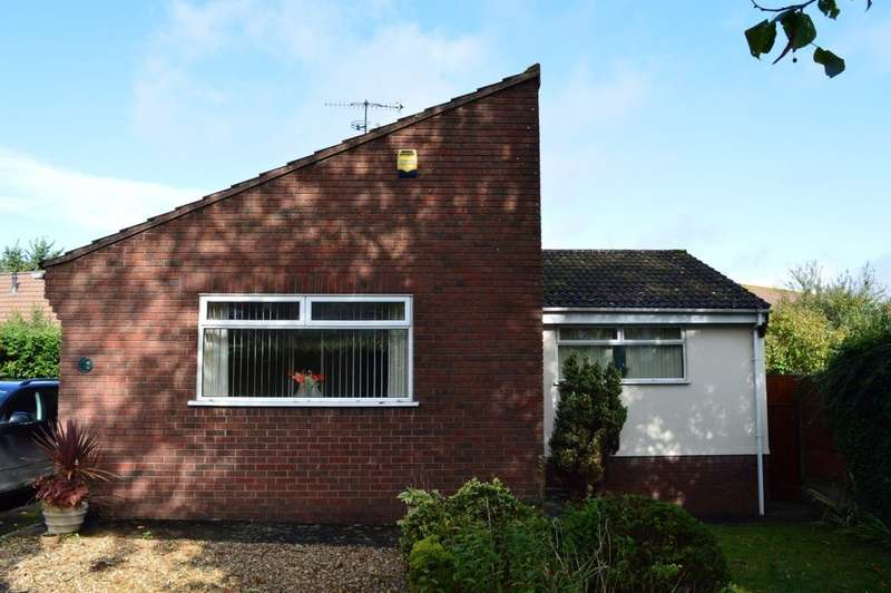 3 Bedrooms Detached Bungalow for sale in 2 Knightcott Road