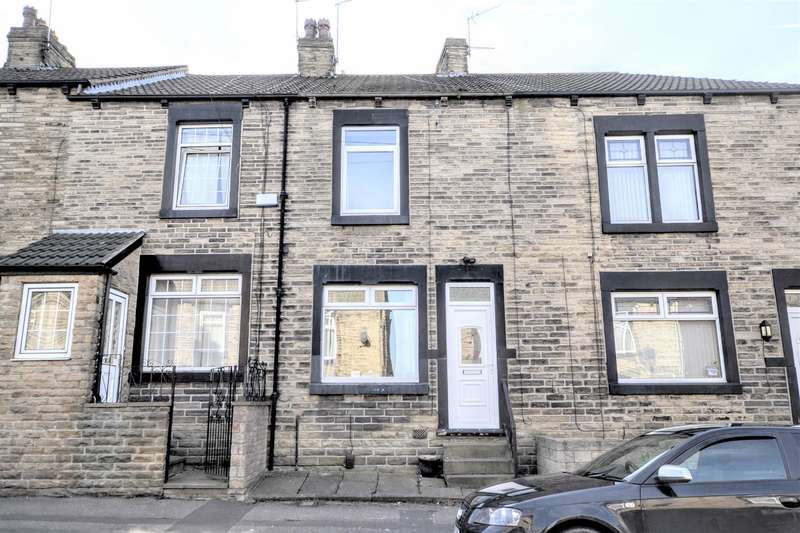 3 Bedrooms Terraced House for sale in Mottram Street, Barnsley, S71 1BH