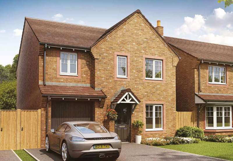 4 Bedrooms Detached House for sale in Plot 37, The Bradenham, Meadowbrook, Durranhill, Carlisle, CA1