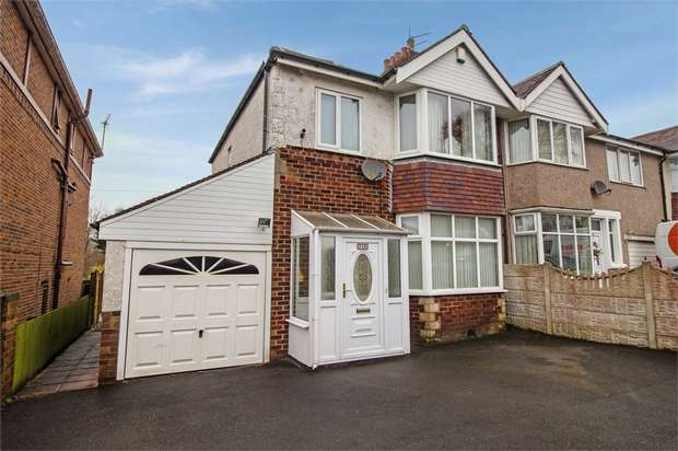 3 Bedrooms End Of Terrace House for sale in Newton Drive, Blackpool, Lancashire