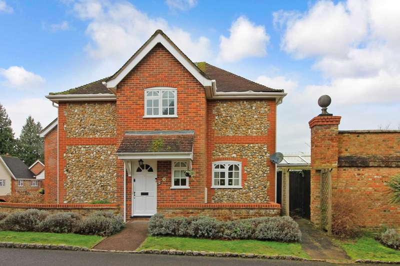 2 Bedrooms End Of Terrace House for sale in Dunsley Place, Tring