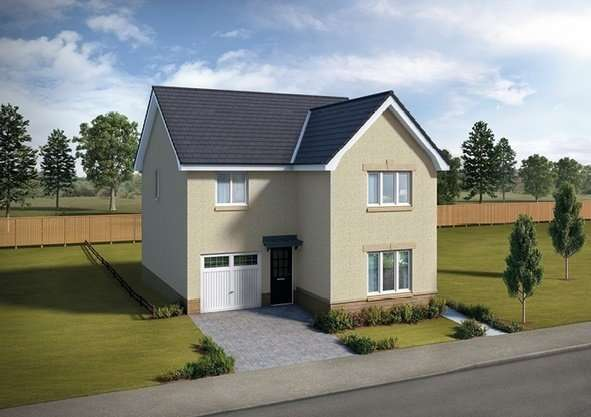 4 Bedrooms Detached House for sale in One Dalhousie, Bonnyrigg, EH19