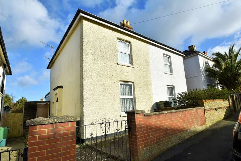 2 Bedrooms Semi Detached House for sale in Harding Road, Ryde