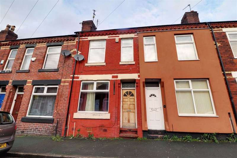 2 Bedrooms Terraced House for sale in Maybury Street, Manchester