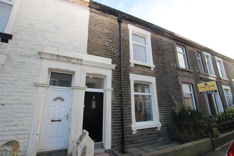 3 Bedrooms Terraced House for sale in Olive Lane, Darwen, BB3 3DJ