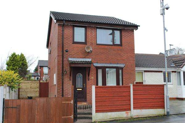 3 Bedrooms Semi Detached House for sale in Sequoia Street, Harpurhey, Manchester