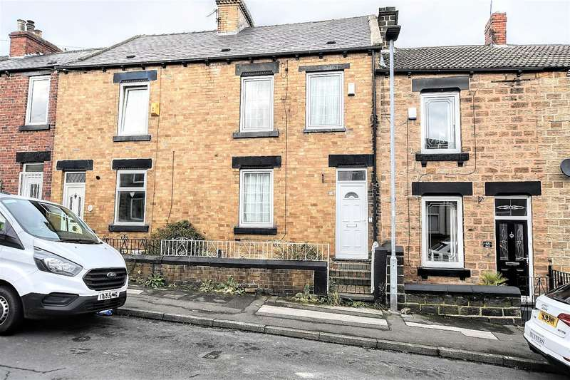 4 Bedrooms Terraced House for sale in Cope Street, Barnsley, S70 4JQ
