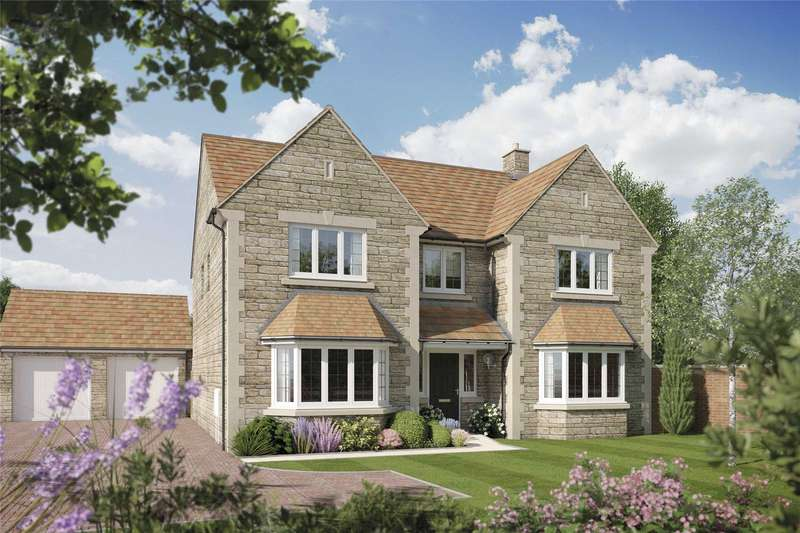 5 Bedrooms Detached House for sale in Fern Hill Gardens, Faringdon, Oxfordshire, SN7