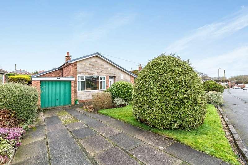 3 Bedrooms Detached Bungalow for sale in Rookwood Avenue, Chorley, Lancashire, PR7