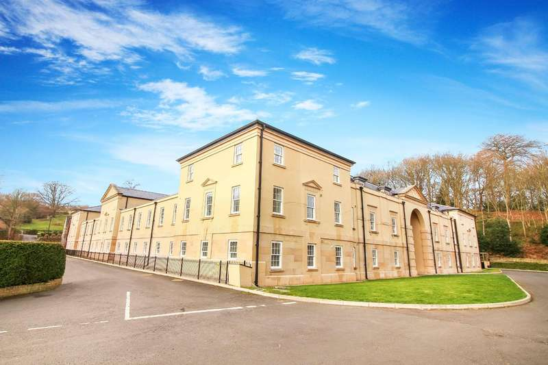 2 Bedrooms Flat for sale in Axwell Park, Blaydon-On-Tyne