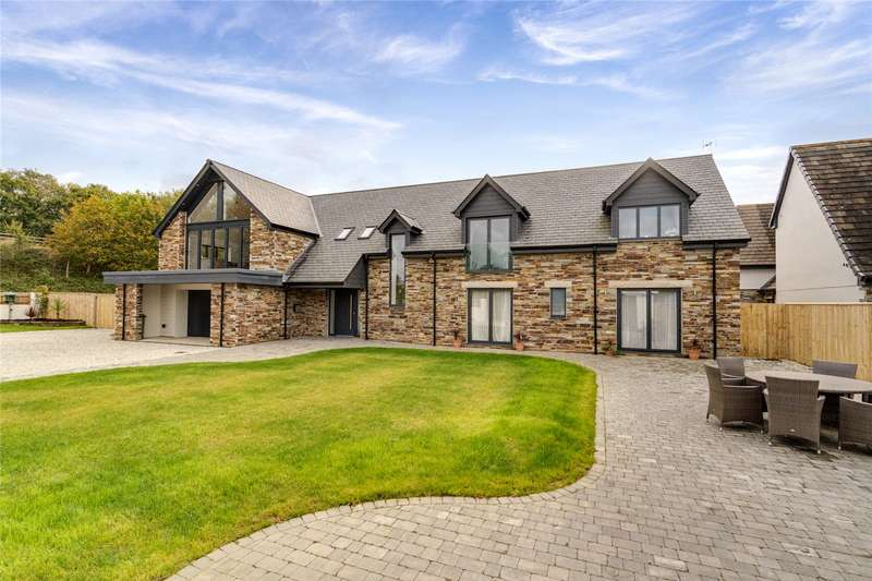 4 Bedrooms House for sale in River Fowey Retreat, Lower Polscoe, Lostwithiel, Cornwall, PL22