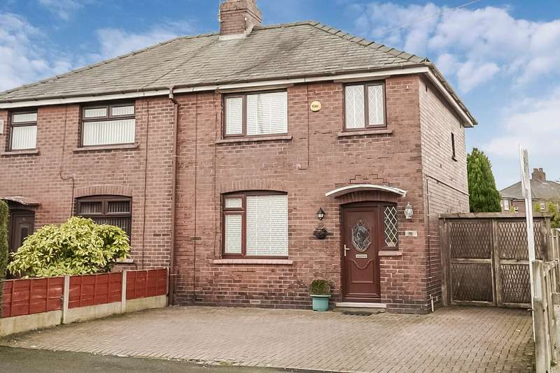 3 Bedrooms Semi Detached House for sale in Parkway, Chadderton