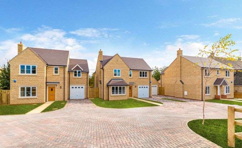4 Bedrooms Property for sale in Burford Road, Lechlade