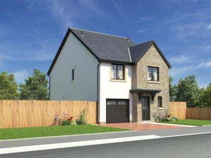 4 Bedrooms Detached House for sale in Martyn Street, Airdrie