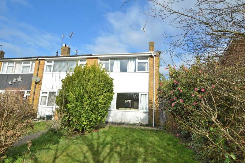 2 Bedrooms End Of Terrace House for sale in Devon Drive, Chandler's Ford