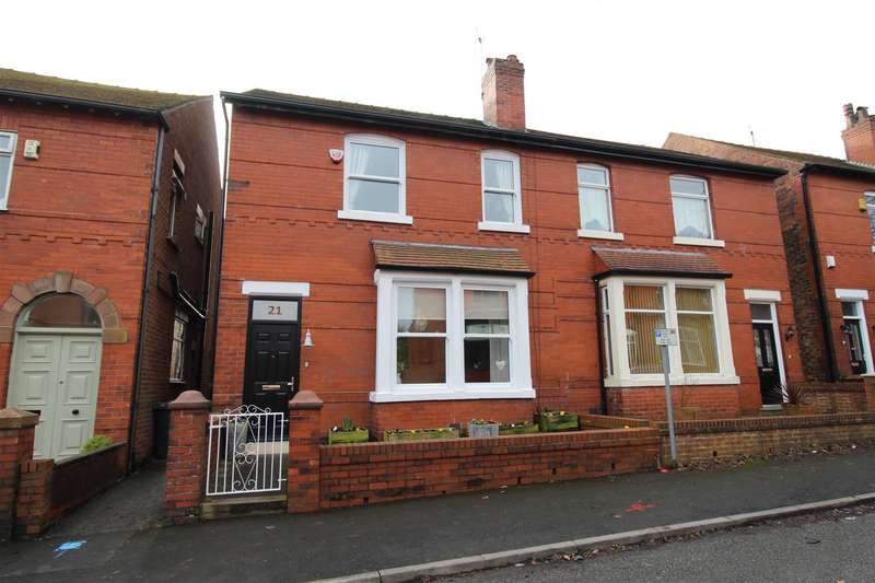 3 Bedrooms Semi Detached House for sale in Monument Road, Swinley, Wigan