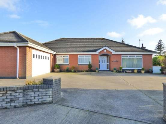 Detached Bungalow for sale in Scilly Banks, Whitehaven, Cumbria, CA28 8UJ
