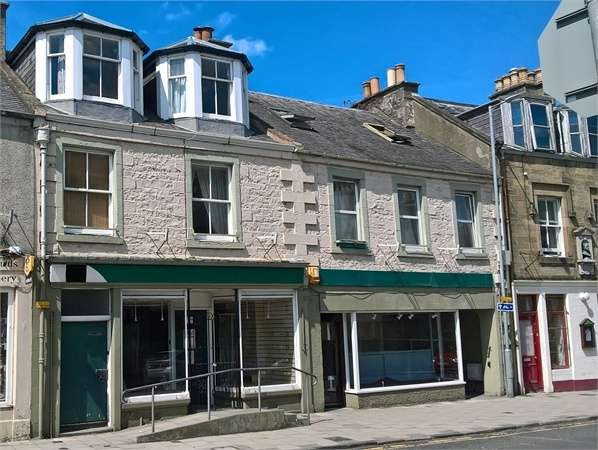 3 Bedrooms Maisonette Flat for sale in SELF-CONTAINED MAISONETTE, 41 High Street, Selkirk, Selkirkshire, Scottish Borders