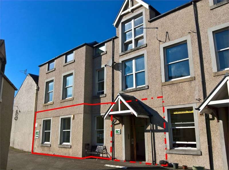 Commercial Property for rent in Offices/ Treatment Rooms, Roxburgh House Court, Roxburgh Street, Galashiels, Scottish Borders